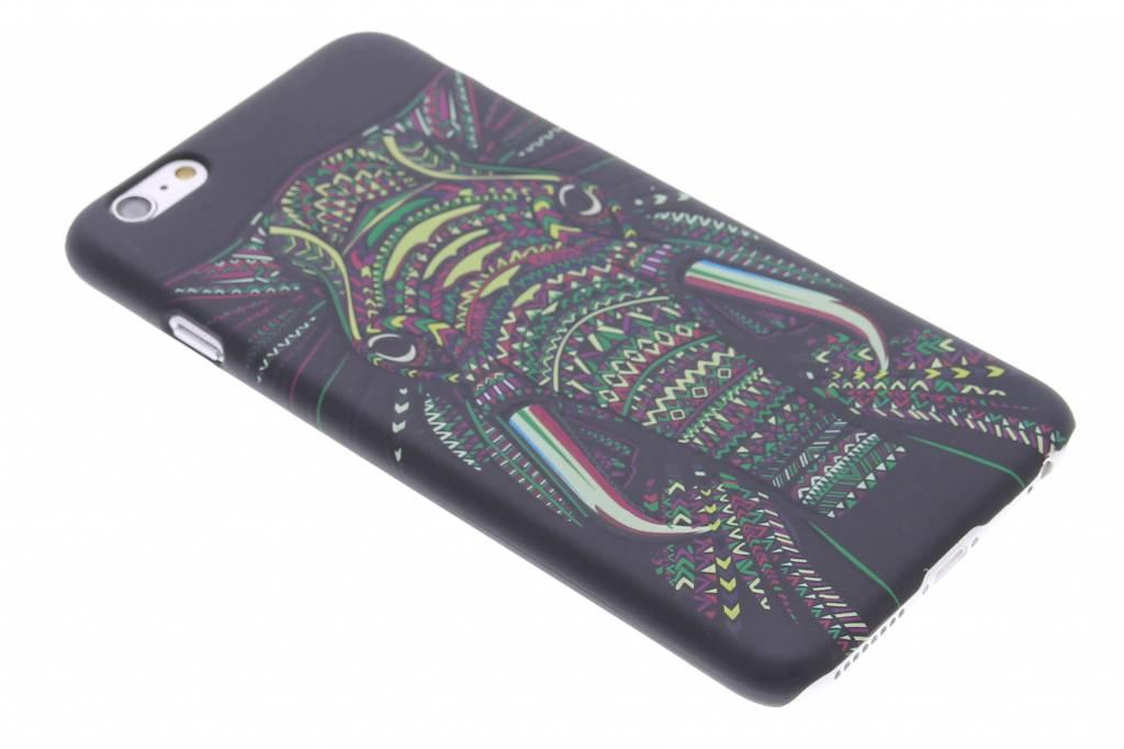 Olifant aztec animal design hardcase hoesje voor de iPhone 6(s) Plus