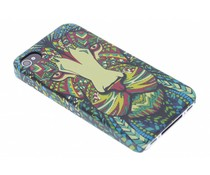 Aztec animal design hardcase hoesje iPhone 4 / 4s