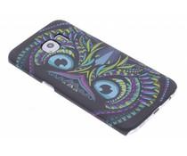 Aztec animal design hardcase Samsung Galaxy S6 Edge