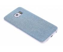 Glitter TPU siliconen hoesje Samsung Galaxy S6 Edge