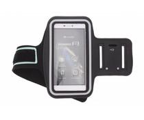 Zwart sportarmband Huawei P8