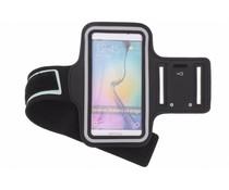 Zwart sportarmband Samsung Galaxy S6 Edge