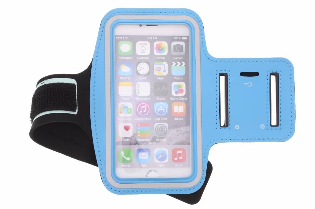 Blauwe sportarmband voor de iPhone 6(s) Plus
