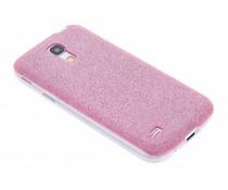 Glitter TPU siliconen hoesje Samsung Galaxy S4 Mini
