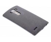 Zwart glitter TPU siliconen hoesje LG G4