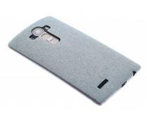 Turquoise glitter TPU siliconen hoesje LG G4
