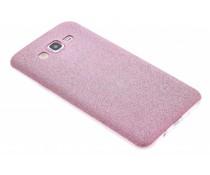 Glitter TPU siliconen hoesje Samsung Galaxy J7