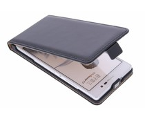 Selencia Luxe Flipcase Huawei Ascend P7 - Zwart
