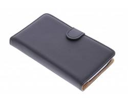 Selencia Luxe Book Case LG G2 - Zwart