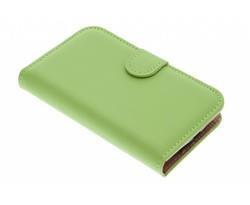 Selencia Luxe Book Case Samsung Galaxy S3 Mini