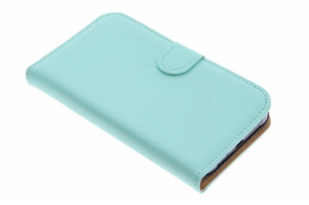 Selencia Luxe Book Case voor de Samsung Galaxy Xcover 3 - Mintgroen