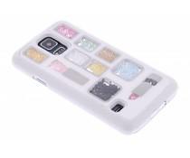 Gekleurde steentjes hardcase Galaxy S5 (Plus) / Neo