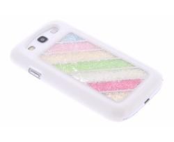 Gekleurde steentjes hardcase Samsung Galaxy S3 / Neo