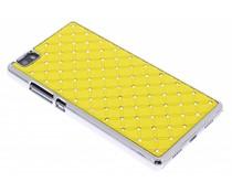 Hardcase hoesje met strass-steentjes Huawei P8 Lite
