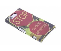 Design hardcase hoesje Sony Xperia Z3 Compact