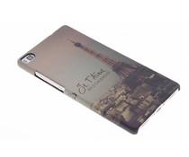 Design hardcase hoesje Huawei P8