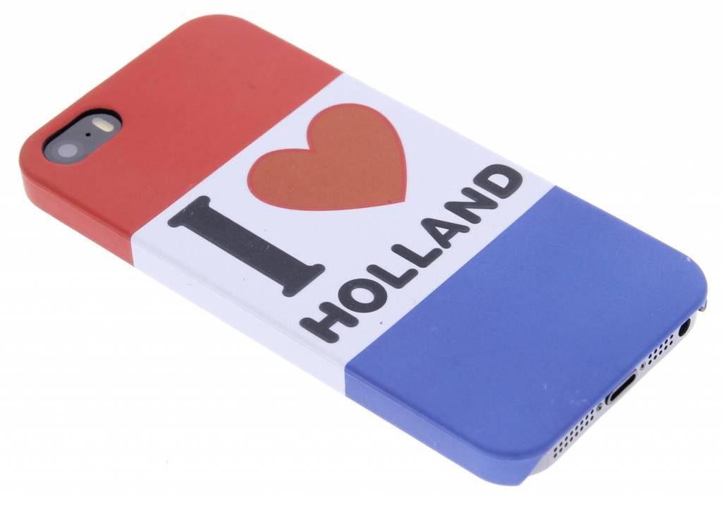 Holland design hardcase hoesje voor de iPhone 5 / 5s / SE