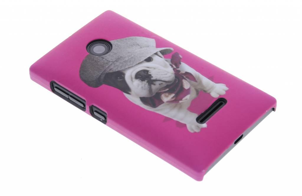 Conception Carlin, Étui Rigide Pour Microsoft Lumia 532