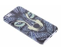 Aztec animal design hardcase hoesje iPhone 5c