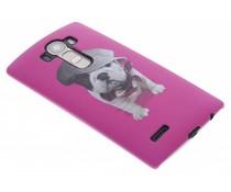 Design hardcase hoesje LG G4