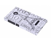 Design hardcase hoesje Microsoft Lumia 435