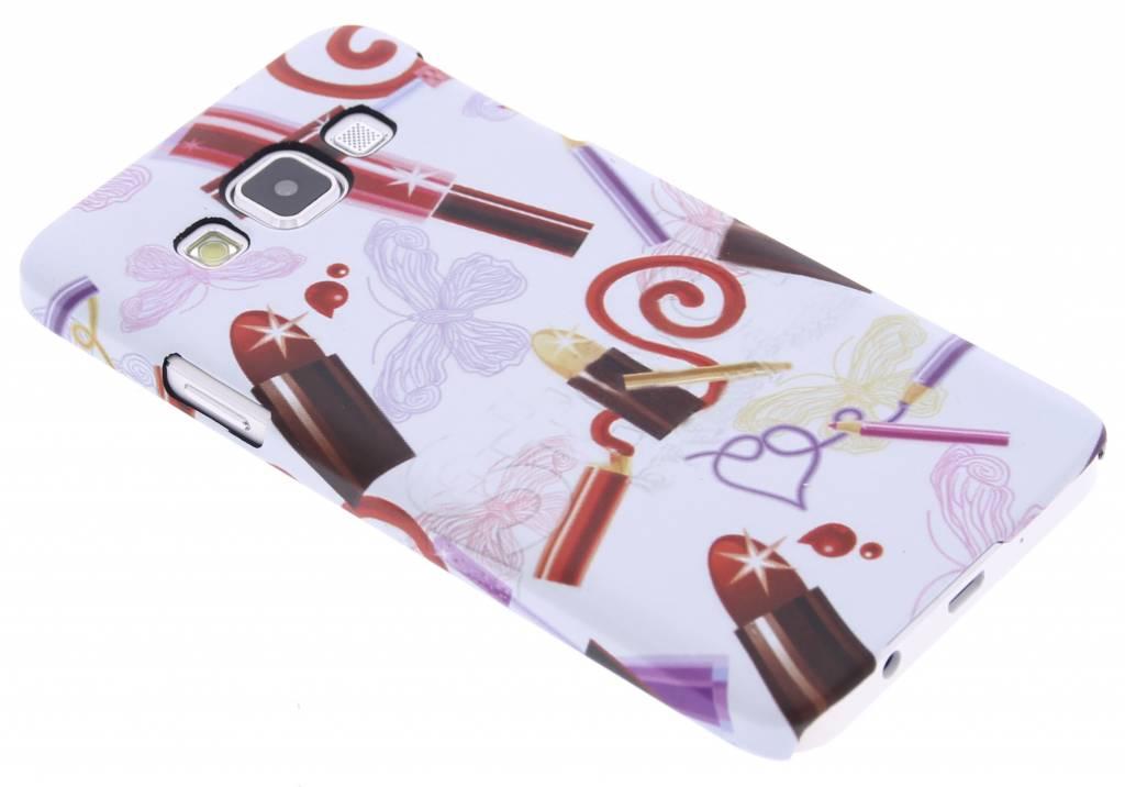 Lipstick design hardcase hoesje voor de Samsung Galaxy A3