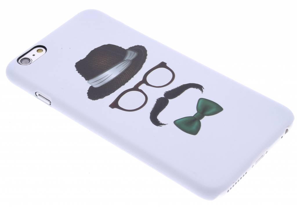 Snor design hardcase hoesje voor de iPhone 6(s) Plus