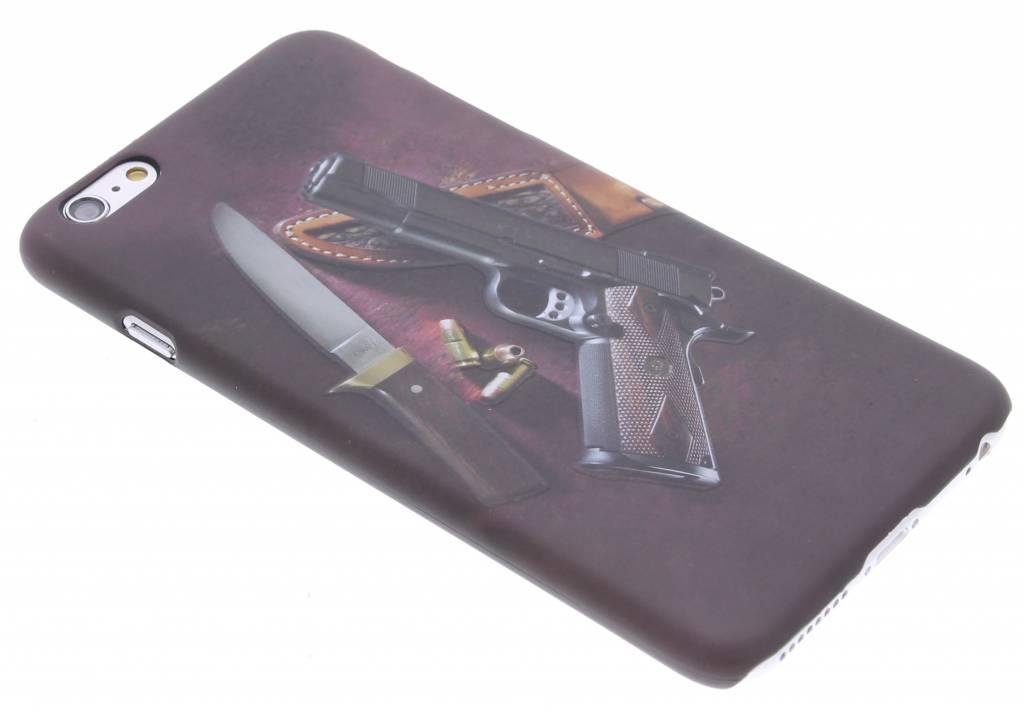 Wapens design hardcase hoesje voor de iPhone 6(s) Plus