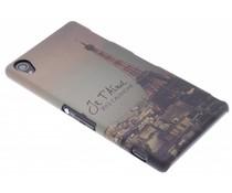 Design hardcase hoesje Sony Xperia Z3