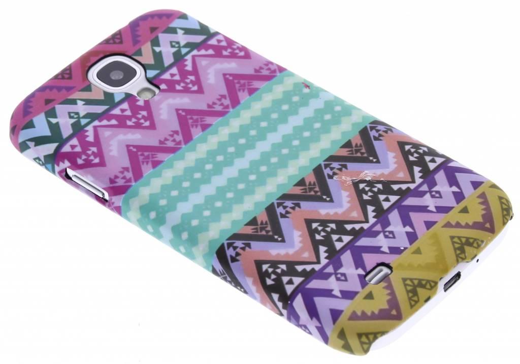 Aztec design hardcase hoesje voor de Samsung Galaxy S4
