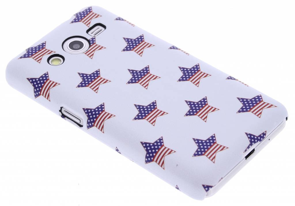 American Star design hardcase hoesje voor de Samsung Galaxy Core 2