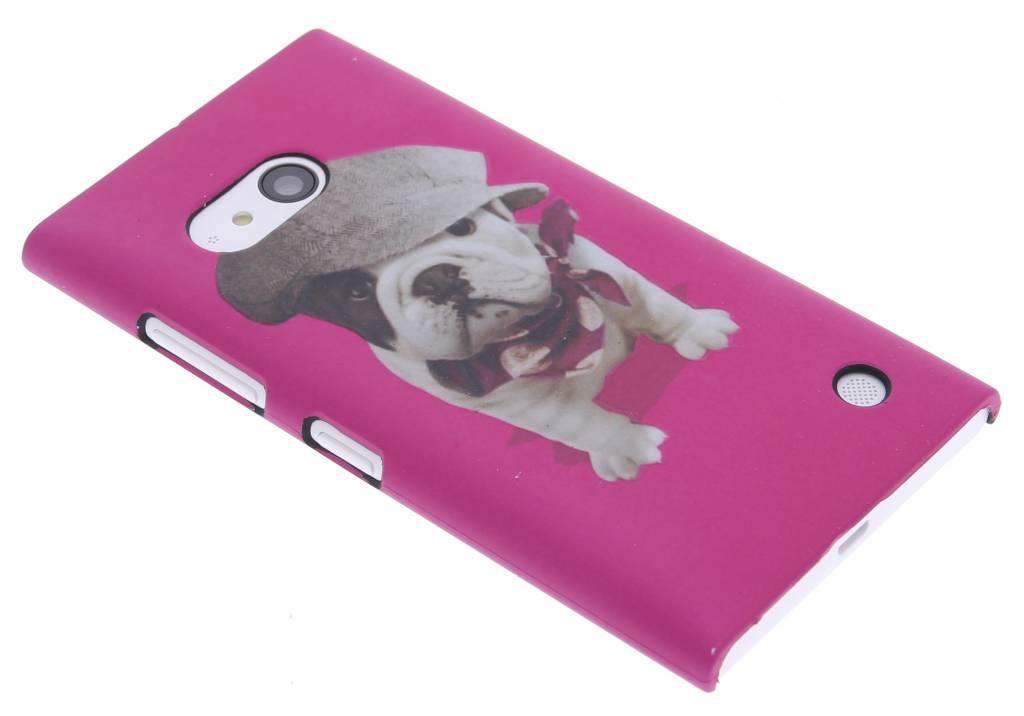 Dog design hardcase hoesje voor de Nokia Lumia 735-730