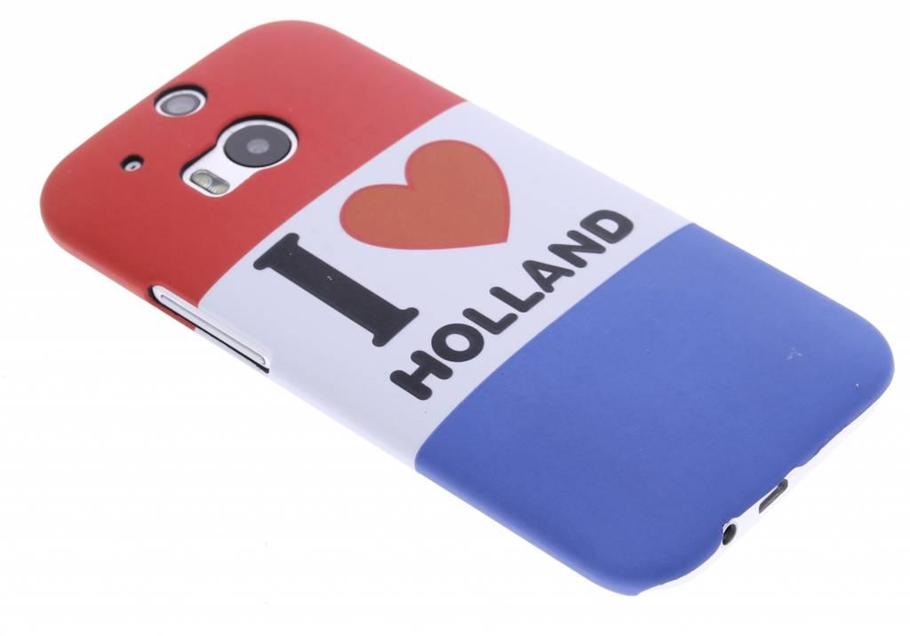 Holland design hardcase hoesje voor de HTC One M8 / M8s