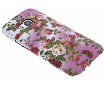 Design hardcase hoesje HTC One M8 / M8s