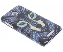 Aztec animal design hardcase HTC Desire 510