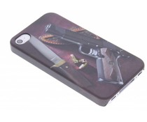 Design hardcase hoesje iPhone 4 / 4s