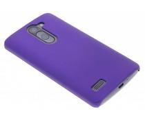Effen hardcase hoesje LG L Bello / L80 Plus