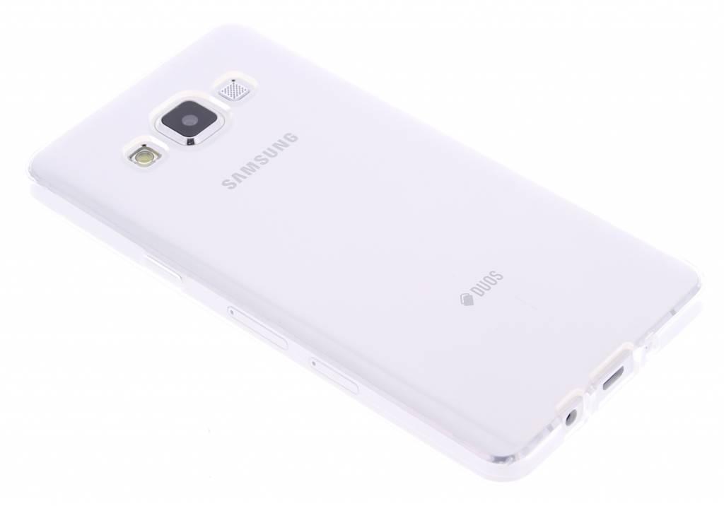 Transparante gel case voor de Samsung Galaxy A5