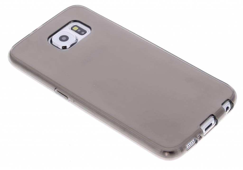 Grijze transparante gel case voor de Samsung Galaxy S6