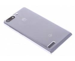 Transparant gel case Huawei Ascend G6