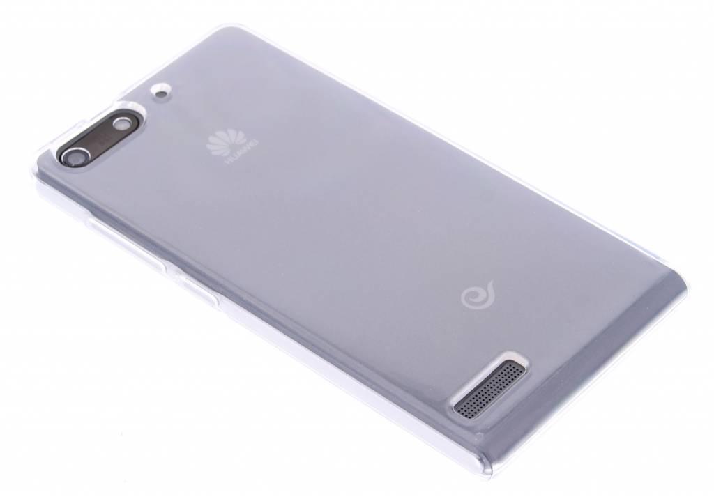 Transparante gel case voor de Huawei Ascend G6