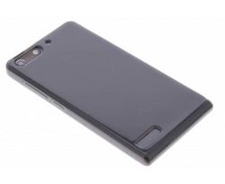 Grijs transparant gel case Huawei Ascend G6