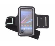 Zwart sportarmband Sony Xperia Z1