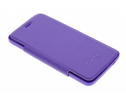 Wiko Folio Stand Back Cover Wiko Birdy 4G