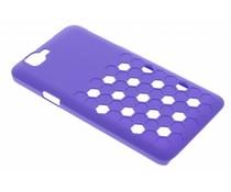Wiko Clip Slim Wiko Rainbow 4G - Violet