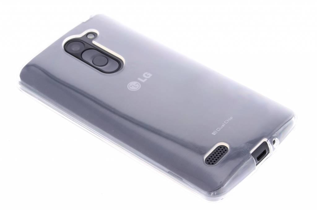 Transparante gel case voor de LG L Bello / L80 Plus