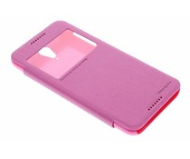 Nillkin Sparkle slim booktype hoes HTC Desire 620