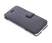 Valenta Booklet Smart iPhone 5c - Black