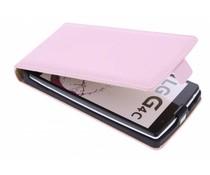 Selencia Luxe Flipcase LG Magna / G4c - Poederroze