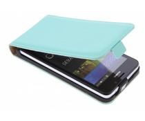 Selencia Luxe Flipcase Huawei Y635 - Mintgroen
